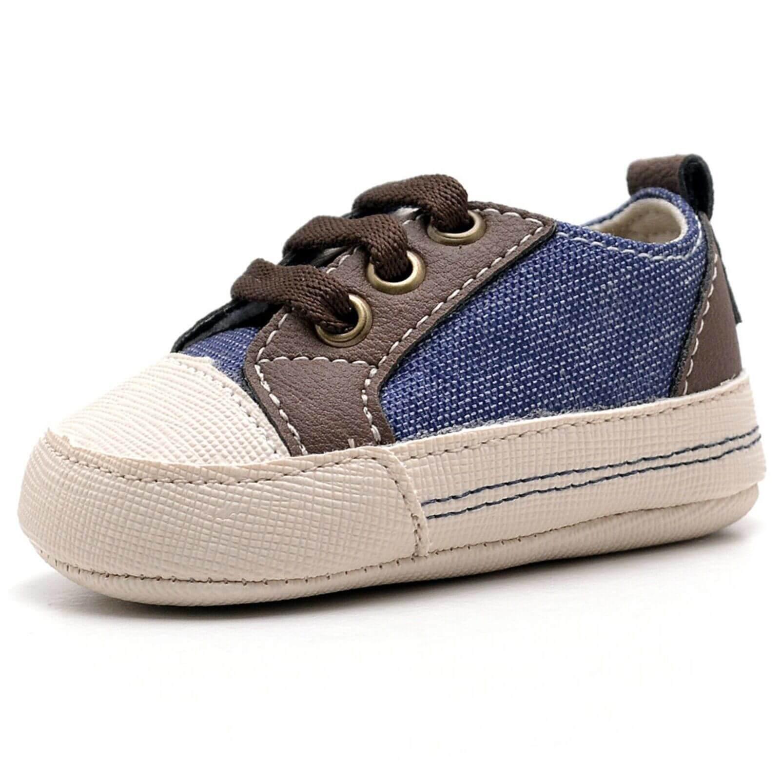Tênis Casual Bebê Infantil Juilli 74L Azul