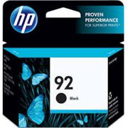 Cartucho HP 92 Preto C9362WB - 5,5ML