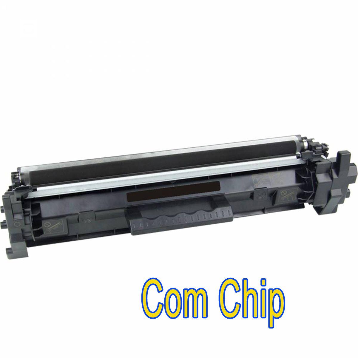 Toner HP CF217A CF217 217A 17A - M130 M102 M130FW M130FN M102A M102W Compativel Com Chip