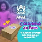 Caixinha do BEM - APAE CURITIBA