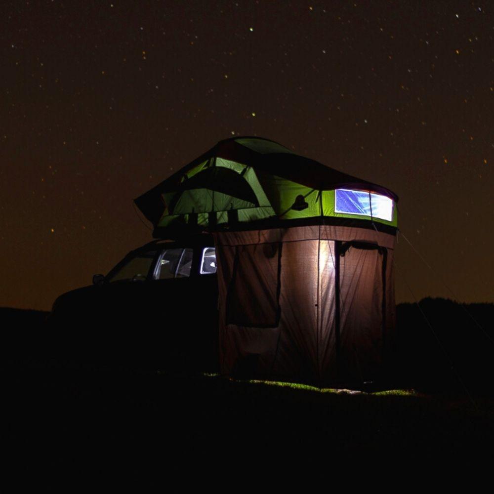 Sala Anexo para Barraca de Teto Expedition DELUXE | <b>Verifique Disponibilidades</b>