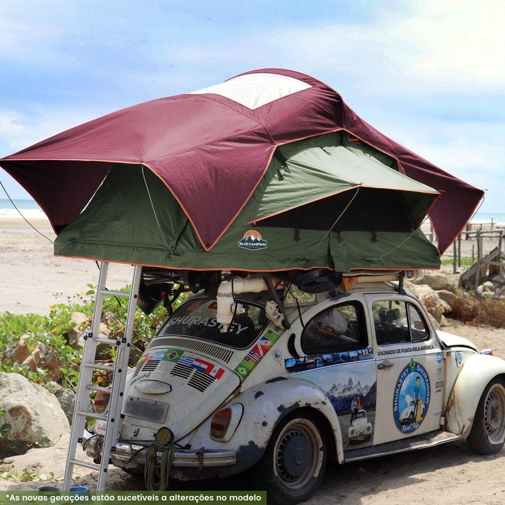 Barraca de Teto Adventure DELUXE 1,4M (3 Pessoas) | <b>Despacho Estimado 15/06</b>