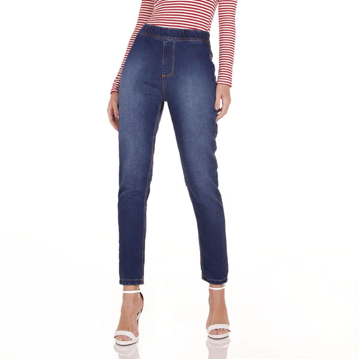 Calça Jeans Areazul Comfort Feminina