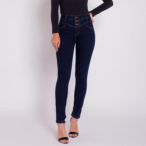 Calça Jeans Areazul Skinny Feminina