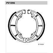 Patim Traseiro PV0901 - RX125 (2000 em diante) - Tukas Motos Comércio Ltda