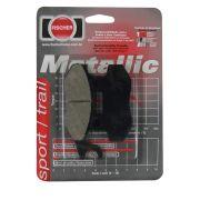 Pastilha Dianteira Dir. Metálica FJ950  - Tukas Motos Comércio Ltda