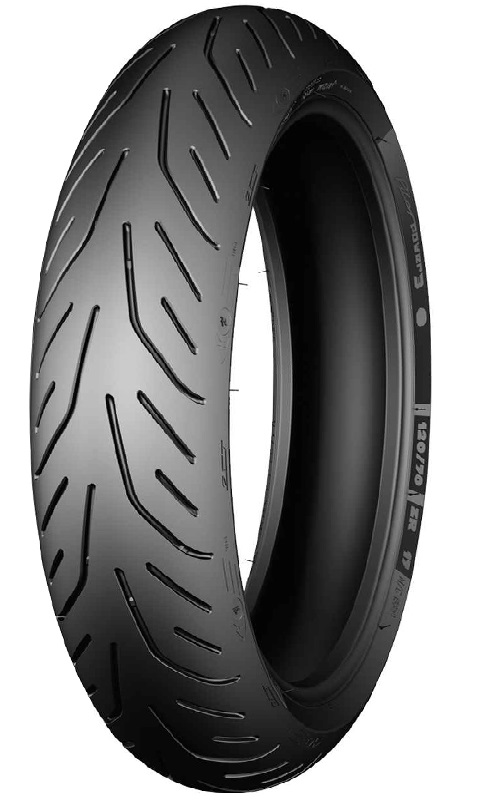 PNEU MICHELIN 120/70-17 PILOT POWER 3 - Tukas Motos Comércio Ltda