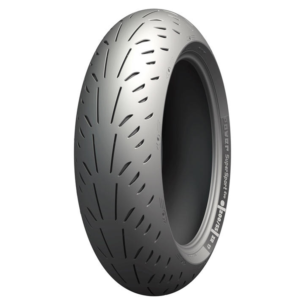 PNEU MICHELIN 200/55-17 POWER SUPERSPORT EVO - Tukas Motos Comércio Ltda