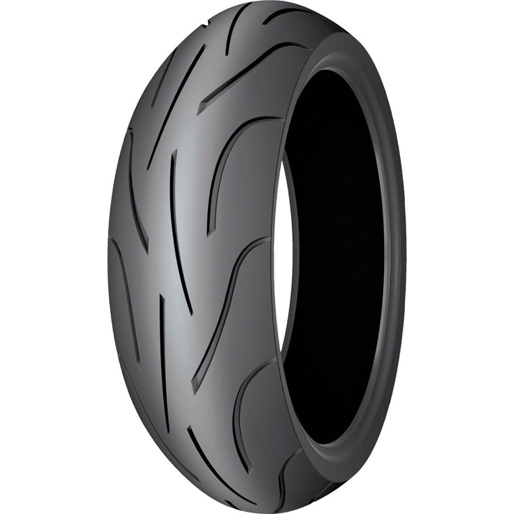 PNEU MICHELIN 190/55-17 PILOT POWER 2CT - Tukas Motos Comércio Ltda