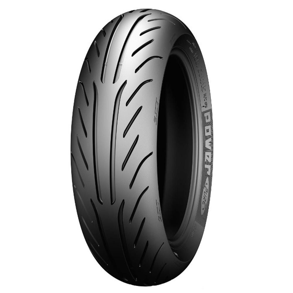 PNEU MICHELIN 130/60x13 POWER PURE - Tukas Motos Comércio Ltda