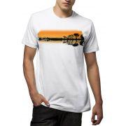 Camiseta Amazônia Pantanal - Branco