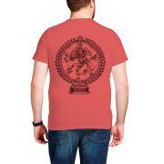 Camiseta Amazônia Sheeva - Vermelho