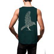 Regata Amazônia Bird Tree - Verde Escuro