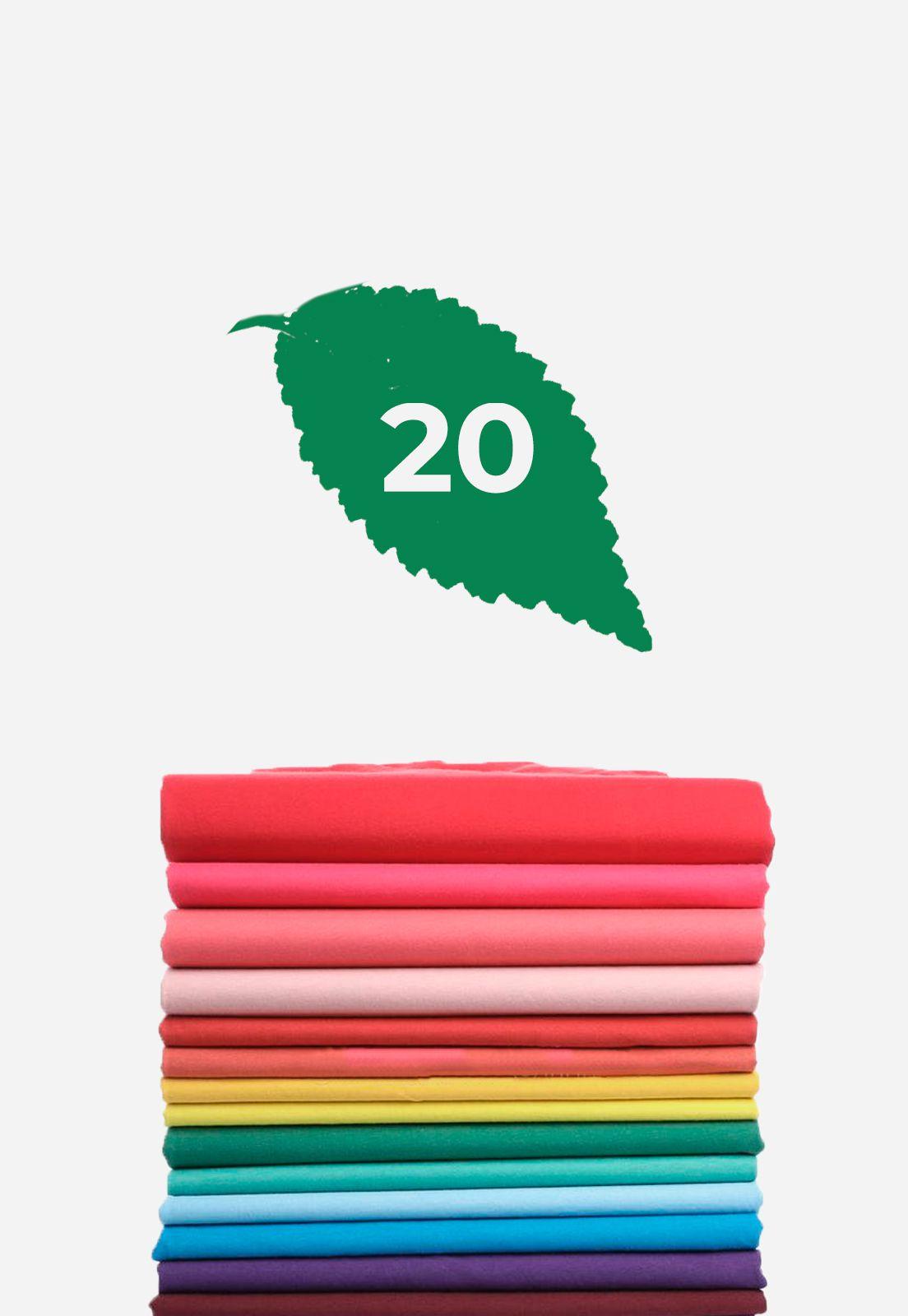 20 Camisetas Amazônia Atacado - 20 peças