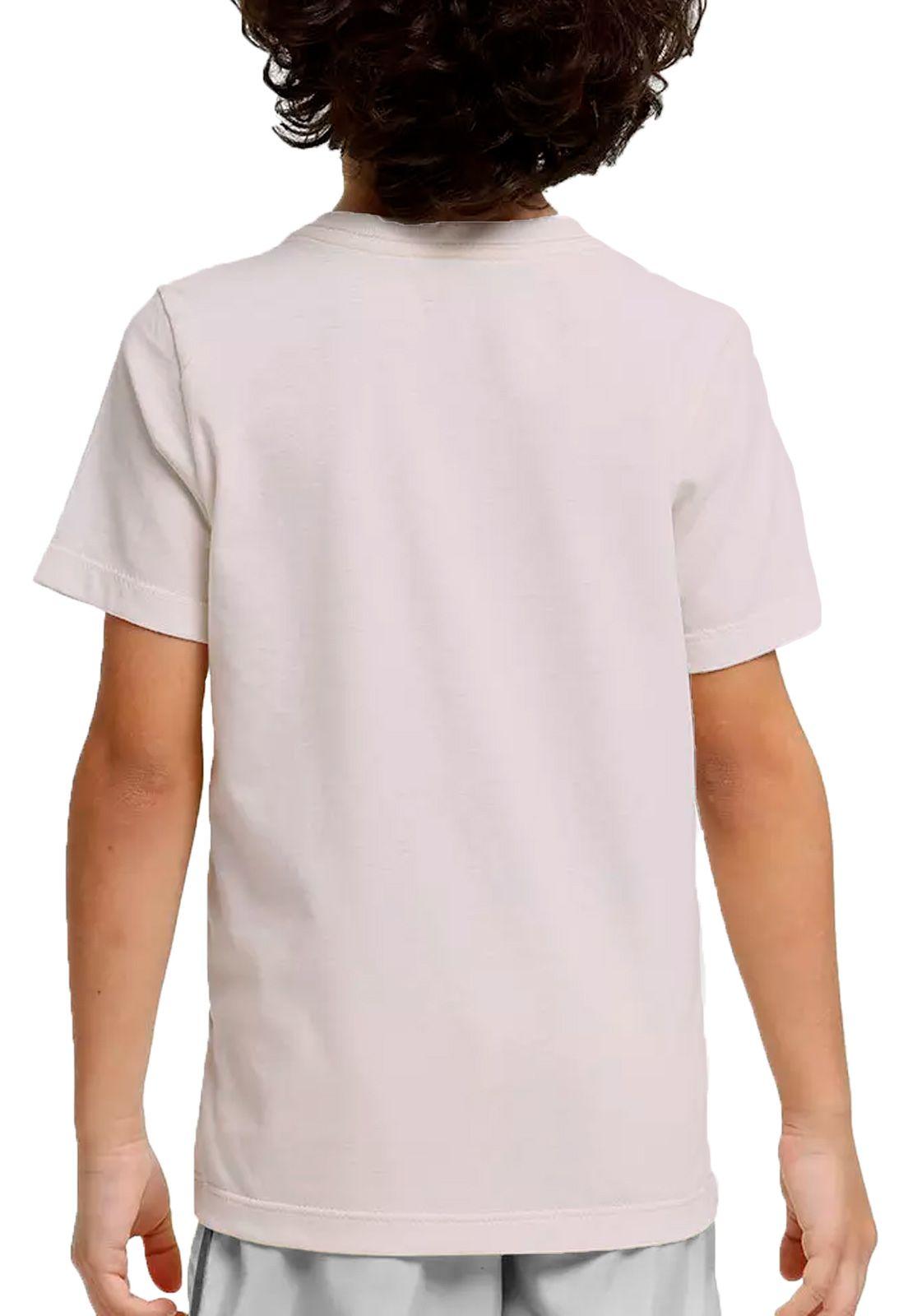 Camiseta Amazônia Adolescente Âncora - Lilás