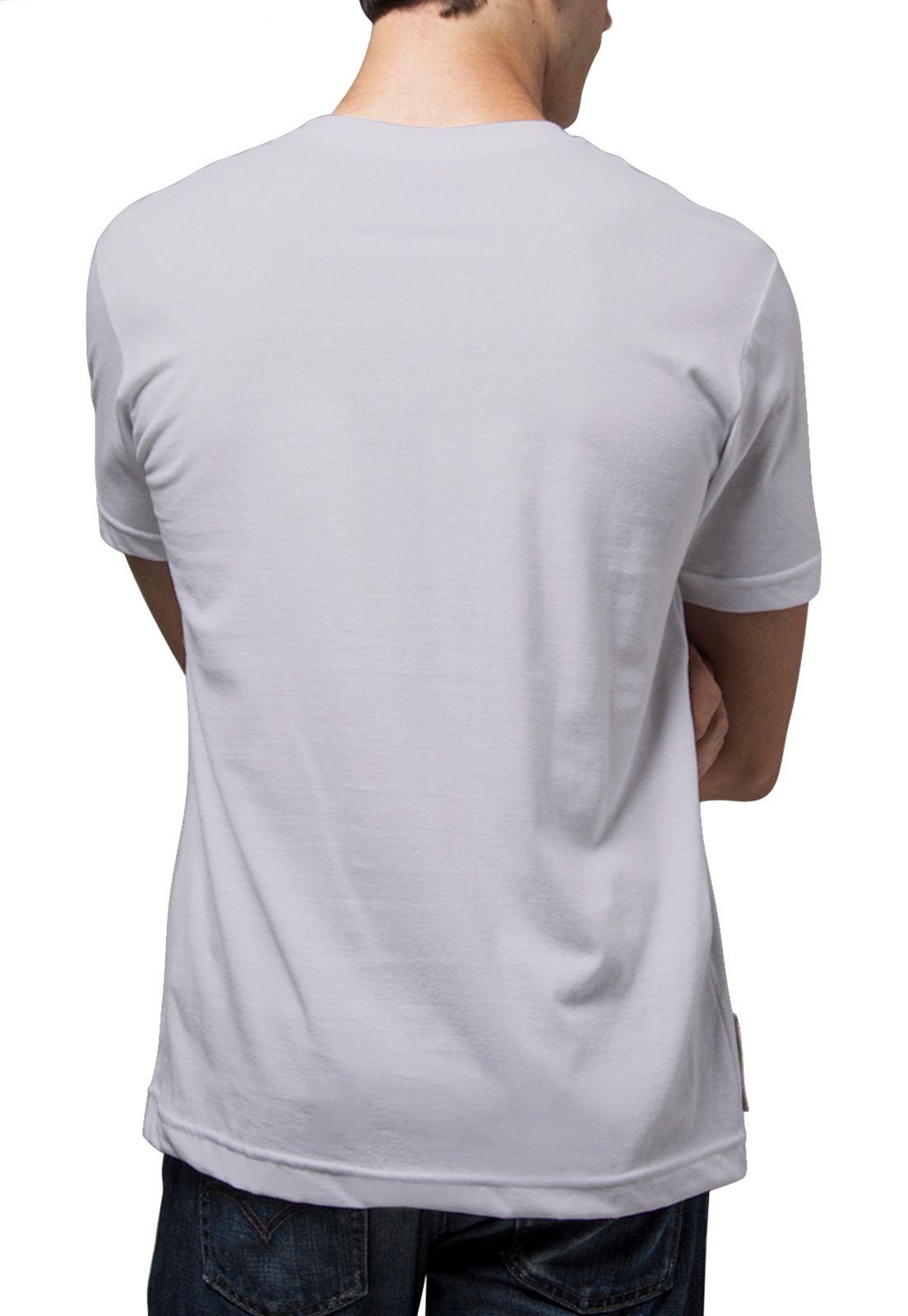 Camiseta Amazônia Arraia - Lilás