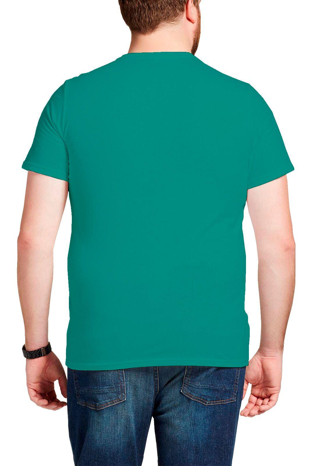 Camiseta Amazônia Bike Respect - Azul