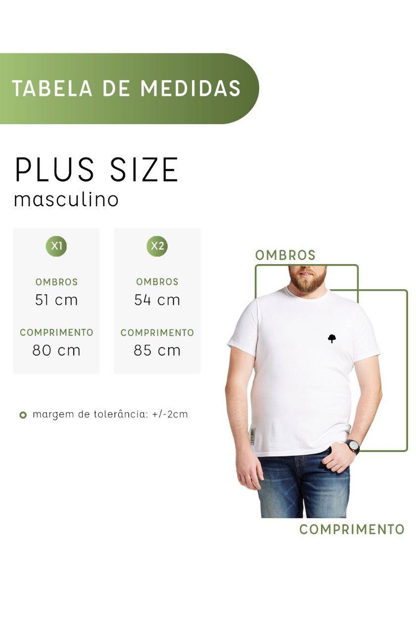 Camiseta Amazônia Elephant Mask - Branco