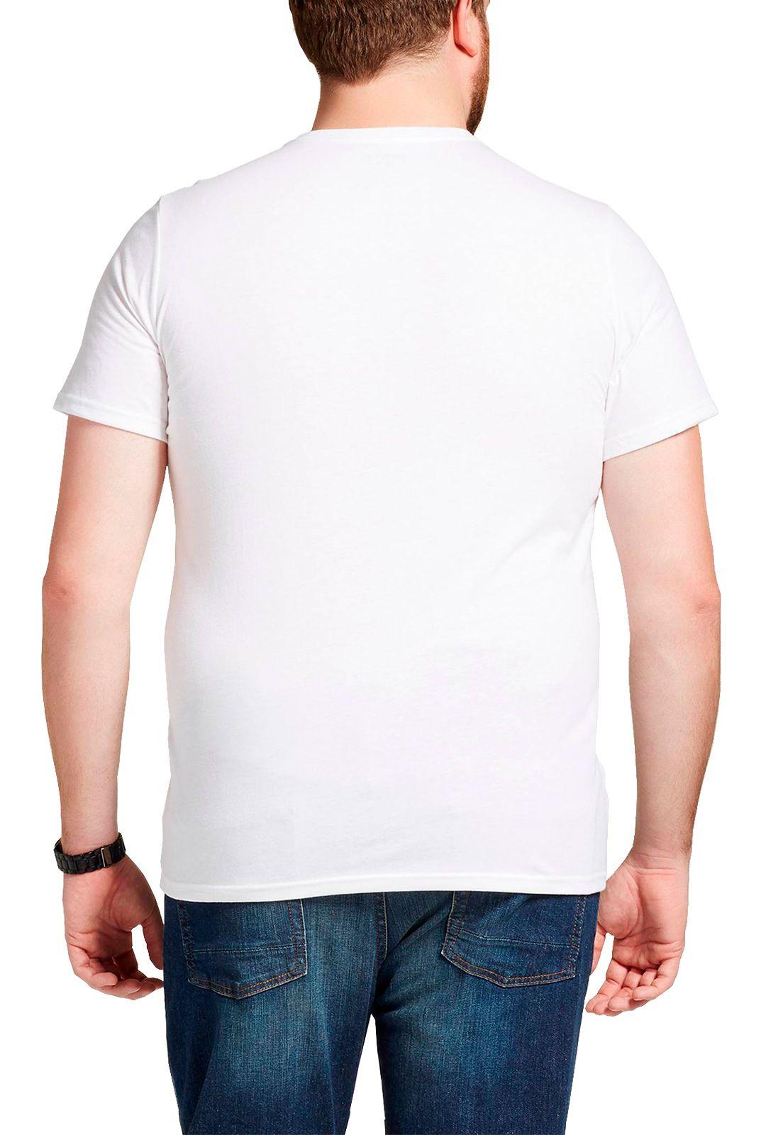 Camiseta Amazônia Pulmão Amazônia - Branco