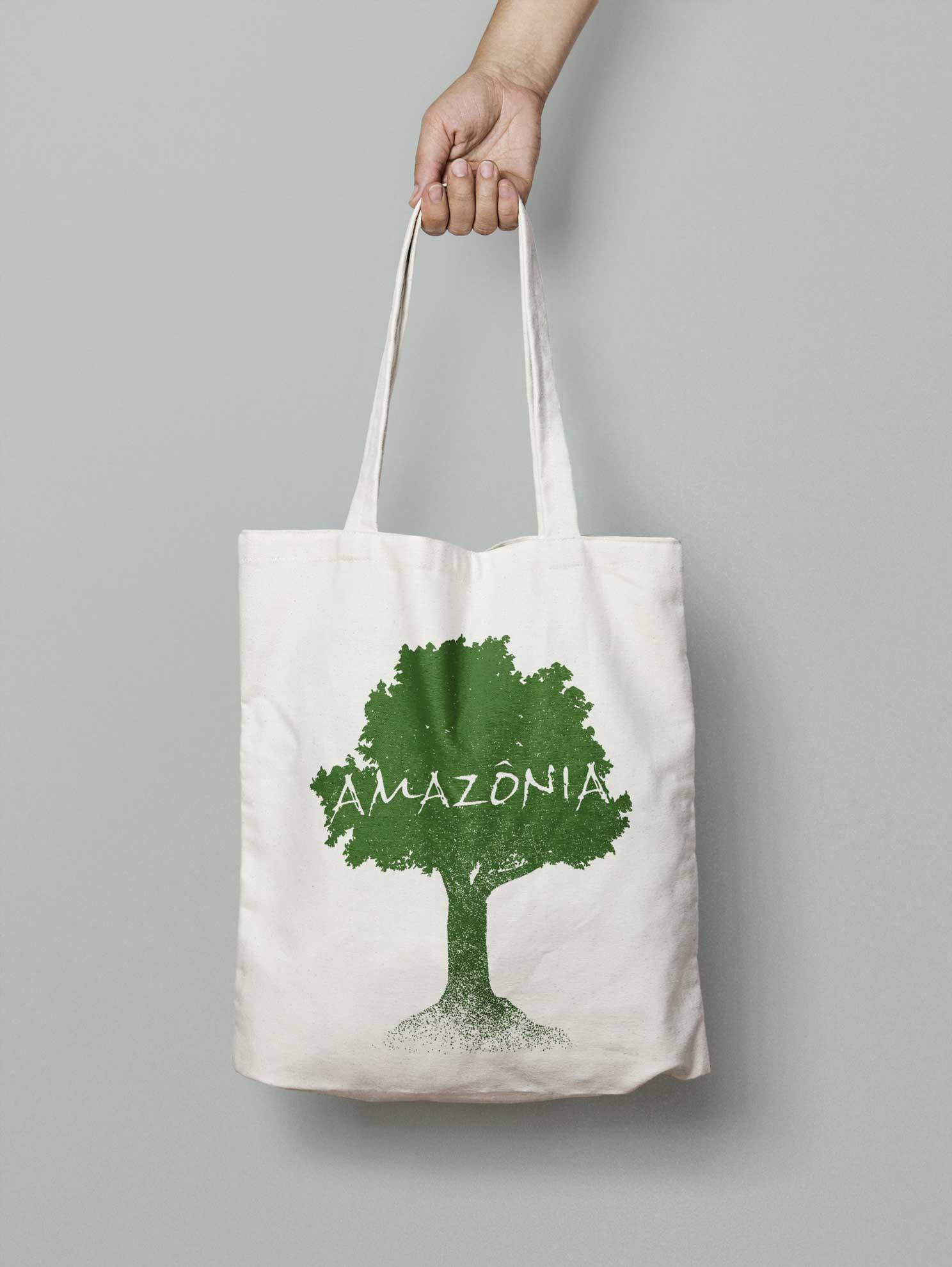 Ecobag Amazônia Logo