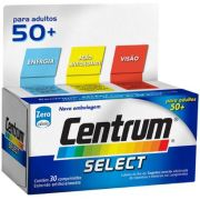 Complexo Vitamínico Centrum Select 30 comprimidos