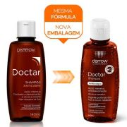 Shampoo Anticaspa Doctar 140ml
