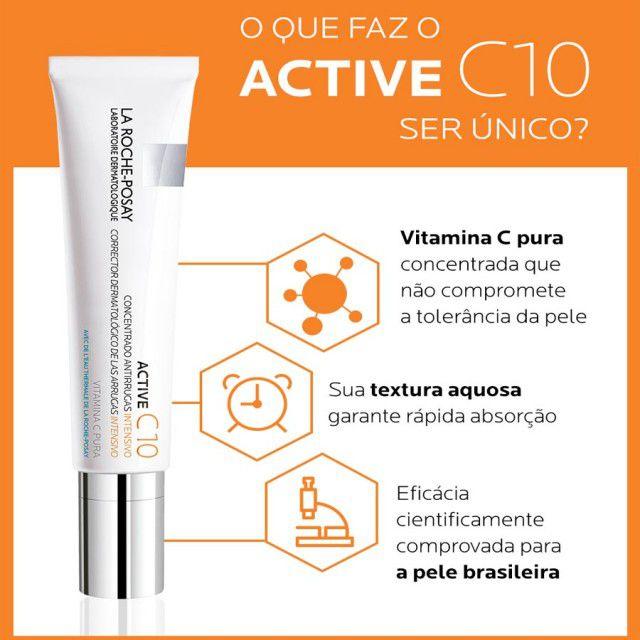 Creme Anti-idade Active C10 La Roche-Posay 15ml