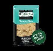 Champignon Fatiado Pouch 100g ( Caixa com 12 unidades )