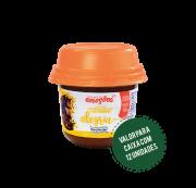 ALEGRIA - Creme Sabor Chocolate ao Leite com Amendoim 160g ( Caixa com 12 unidades )