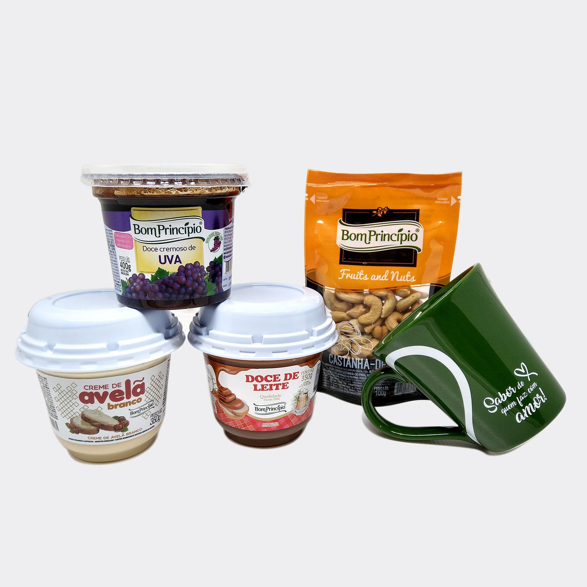 Café com a Bom Princípio Alimentos