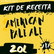 KIT DE RECEITA APA 20 LITROS