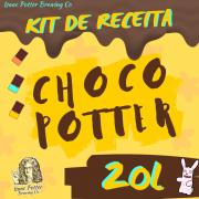 KIT DE RECEITA CHOCO POTTER 20 LITROS