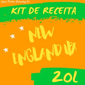 KIT DE RECITA NE IPA 20 LITROS