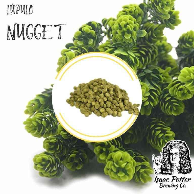 LUPULO NUGGET (50G)- 2018 A.A. 13,7%
