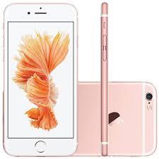 """iPhone 7 Apple 32GB Ouro Rose 4G Tela 4.7"""" Retina - Câm. 12MP + Selfie 7MP iOS 11 Proc. Chip A10"""