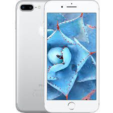 "iPhone 7 Plus Apple 256 GB Silver 4G Tela 5.5"" Retina - Câm. 12+12MP + Selfie 7MP iOS 11 Proc. Chip A10 Fusion"