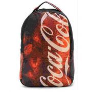 mochila costas coca cola refreshing