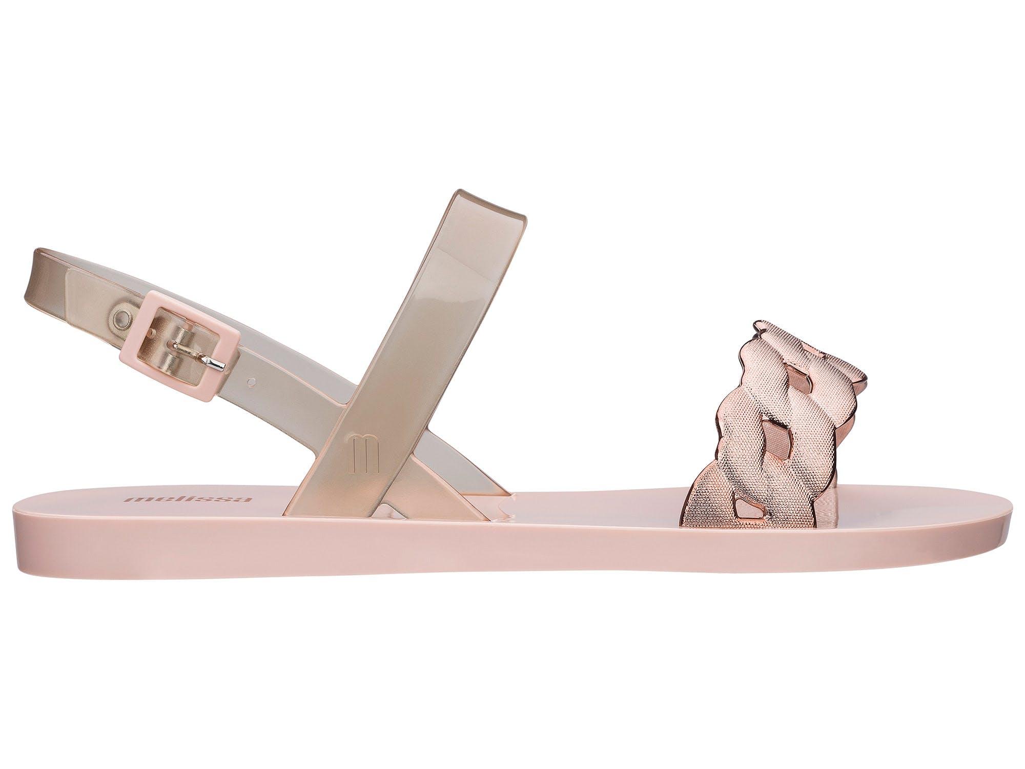 Melissa Lip II Rosa Metalizado