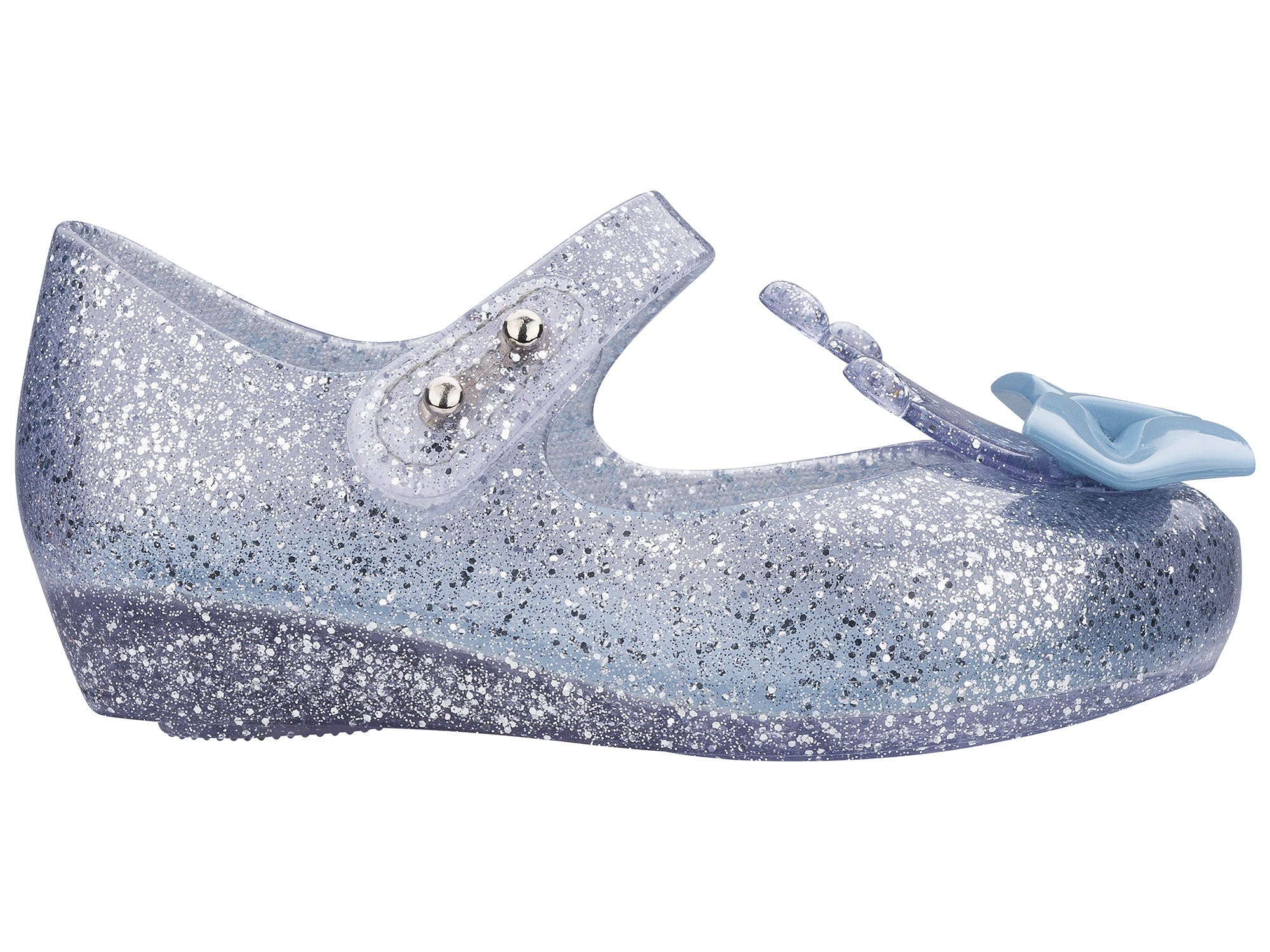 Mini Melissa Ultragirl Princess Vidro Glitter