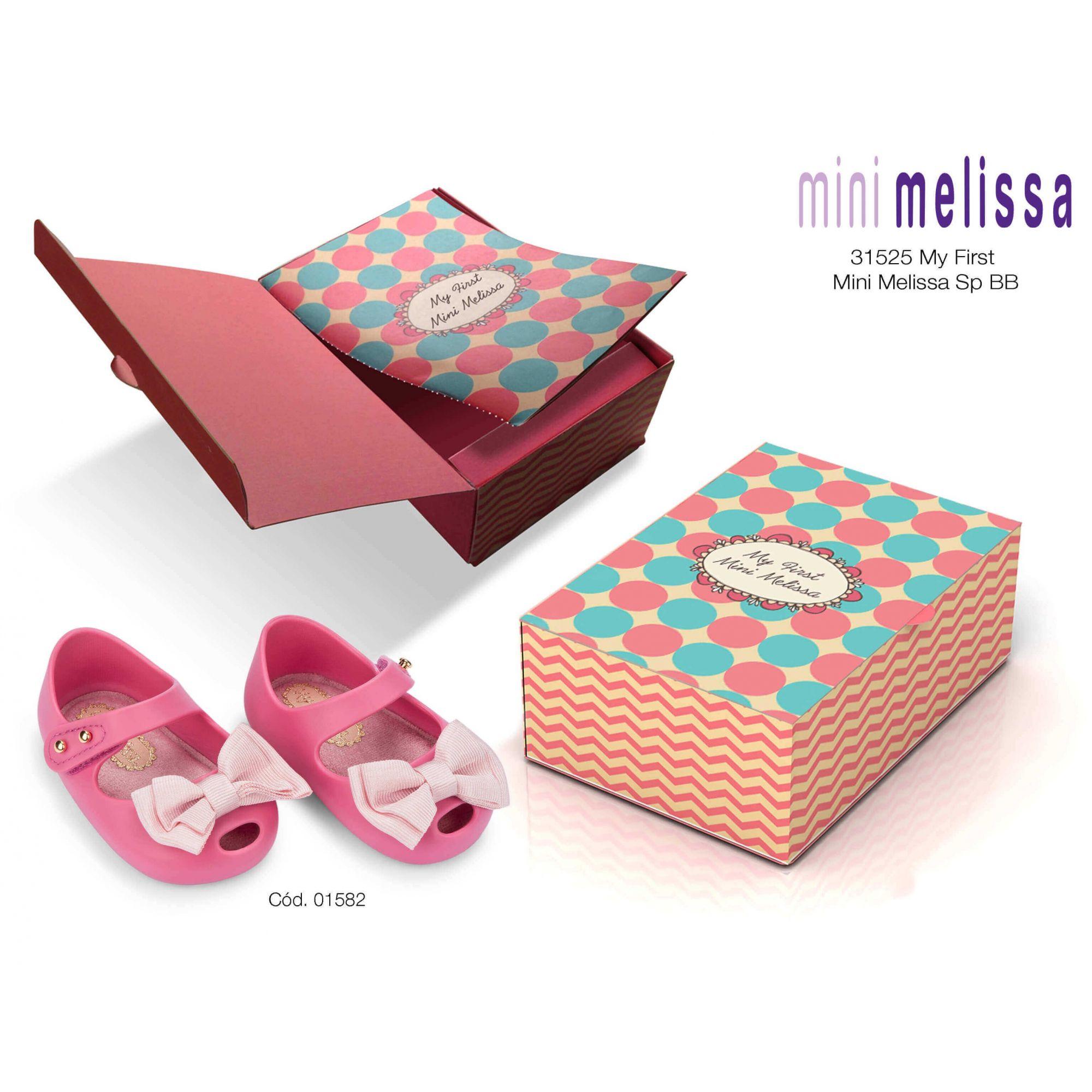 My First Mini Melissa Rosa Doch Metalizado