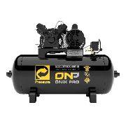 Compressor De Ar 10 Pés 140psi 100 Lts Monofásico - Pressure