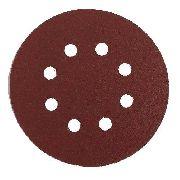 Discos De Lixa 125mm Grao 180 C/10 D-54190 Makita