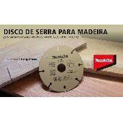 Disco De Serra Marmore Para Madeira Makita Tungsteni B-40668
