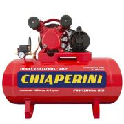 COMPRESSOR AR 10/110 RED RCH 110L C/MM 2HP 110/220V IP CHIAPERINI