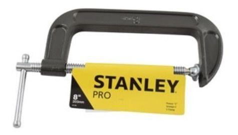 Grampo Tipo C De 8 Pol. 83-508 Stanley