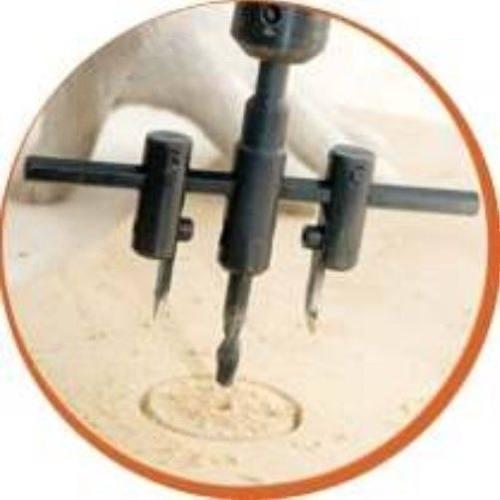 Furador Circular Ajustavel 30-200mm D-57102 Makita