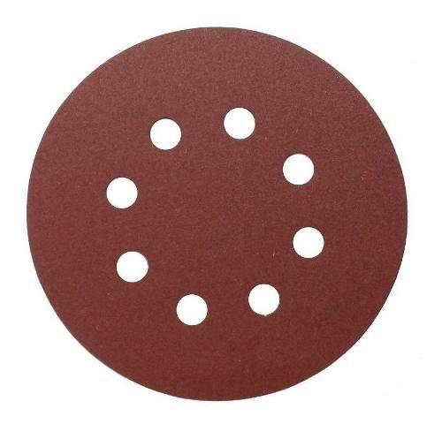 Discos De Lixa 125mm Grao 320 C/ 10 D-54215 Makita
