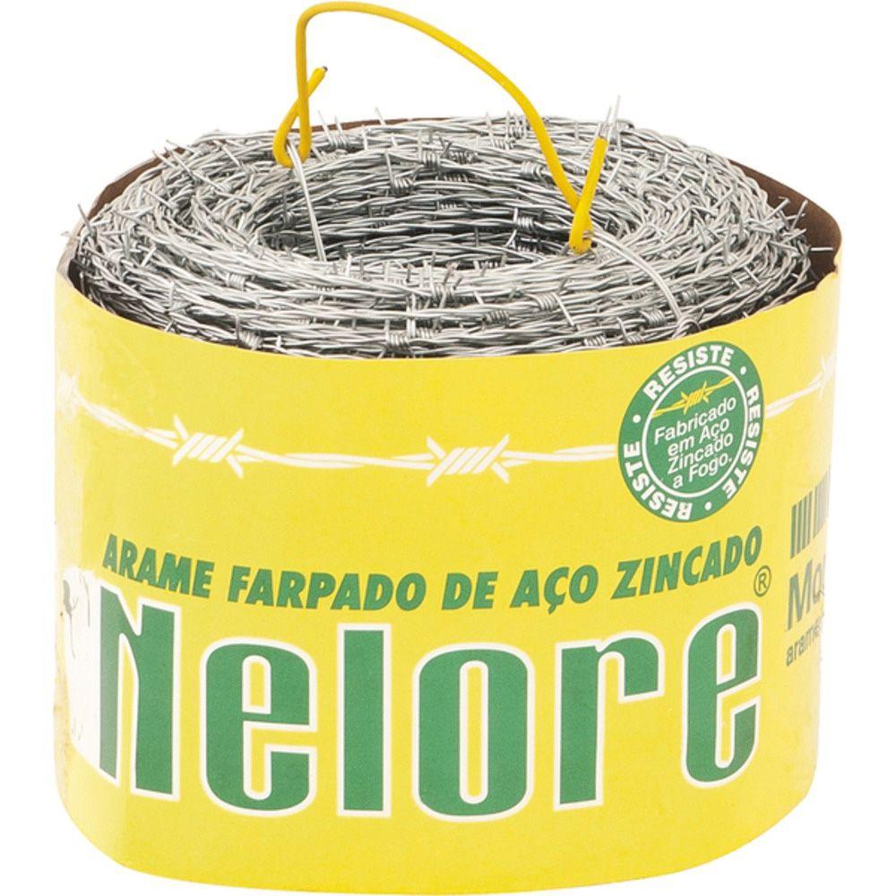 ARAME FARPADO NELORE - 500M
