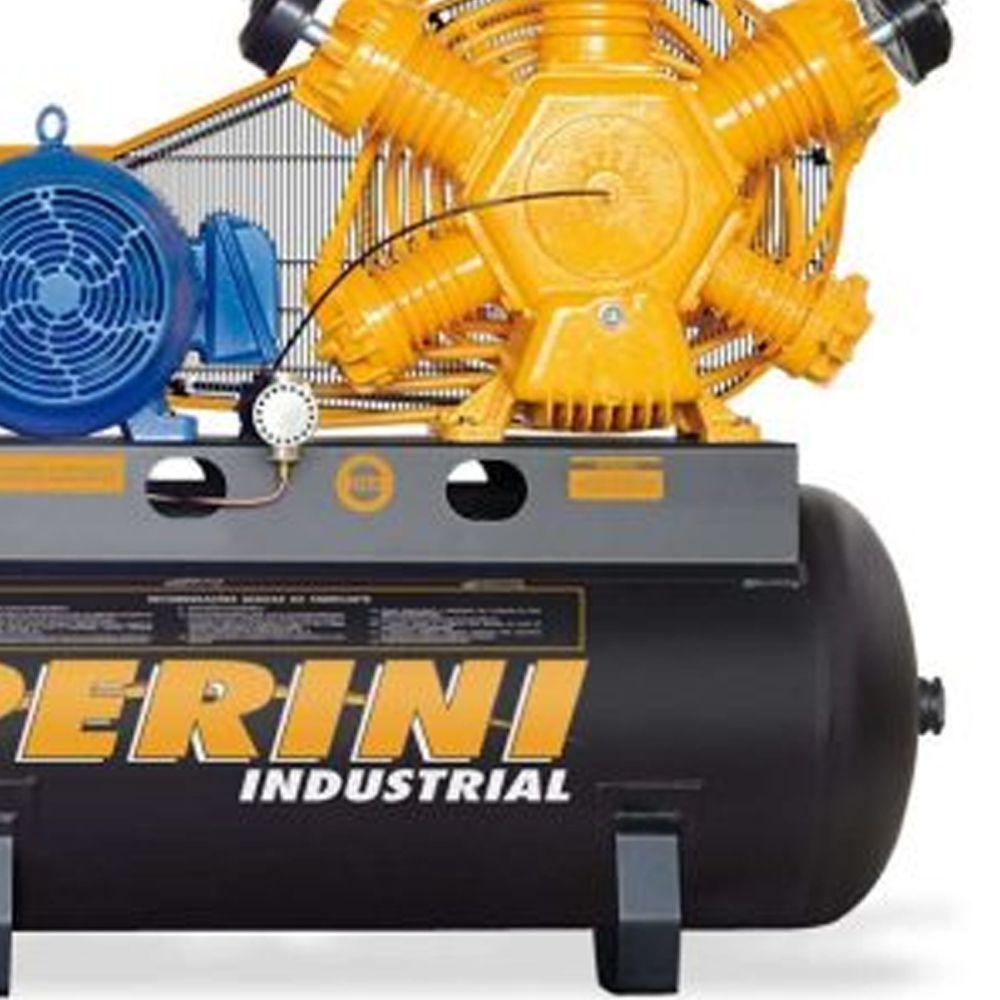 COMPRESSOR DE AR CJ 120 APW 525L 30HP - CHIAPERINI