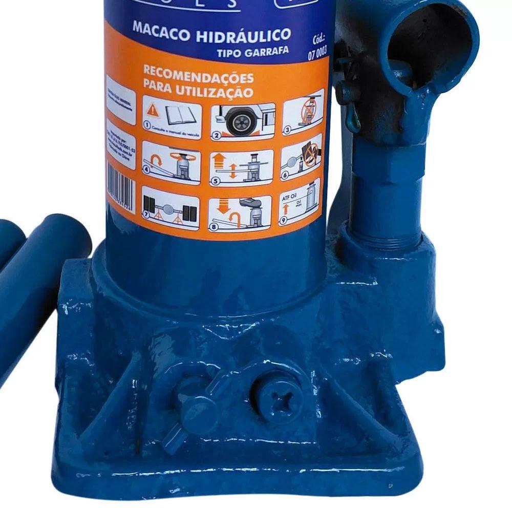 MACACO 06T GARRAFA HIDRAULICO - R070003 RIOSUL
